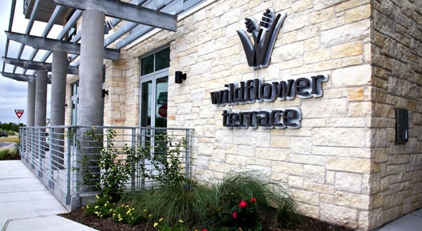 Wildflower Exterior